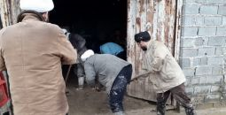 امدادرسانی جهادی طلاب و روحانیون مازندرانی به سیل زدگان+ عکس